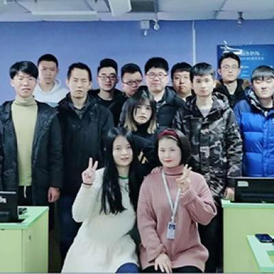 北京软件编程开发培训班1812开班盛况